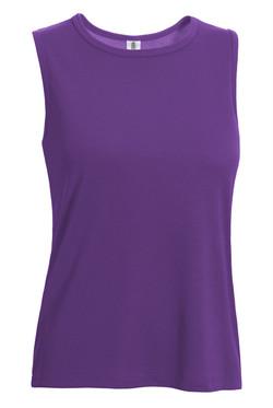 Women's Singlet dark purple