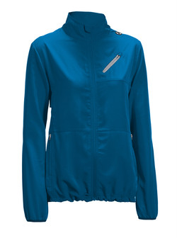 Women's run away jacket emerald