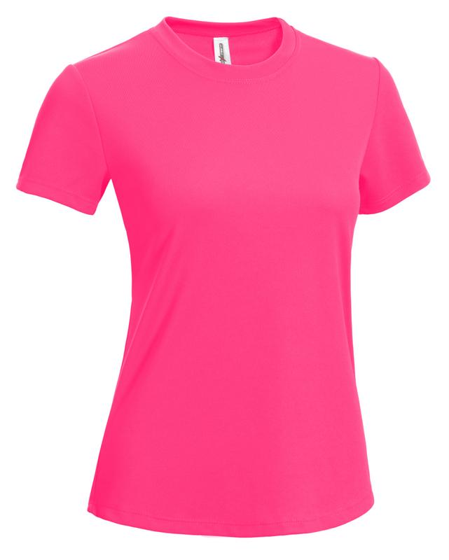 Women's Tee hot pink