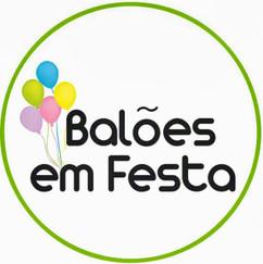 Balões em Festa