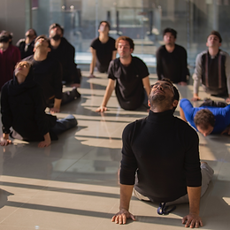 yoga corporatif - yoga en entreprise