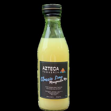 Classic Lime Margarita Mix