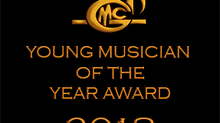 Young Musician of the Year now in its 12 th year!