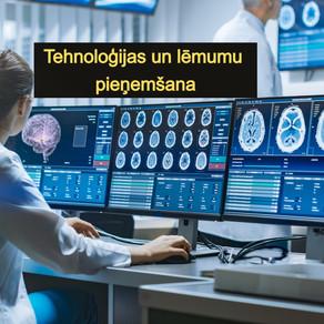 Vai zināji, ka ar tehnoloģiju palīdzību iespējams paredzēt mūsu lēmumus?