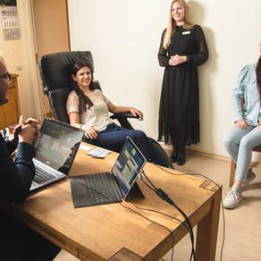 RigaBrain seansu apmeklētāju tikšanās ZOOM