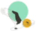águia Esboço