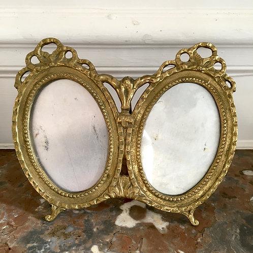 Vintage Bronze Frame