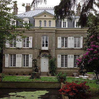 french chateau, the french manoir