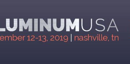 We're attending Aluminum USA