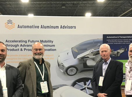 That's a Wrap on Lightweighting World Expo 2019!