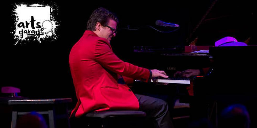 Live Music at Arts Garage: Jazz, Blues, Pop, Rock & More