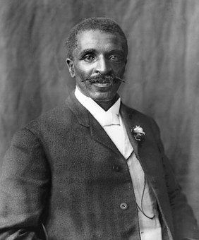 American agricultural scientist and inventor George Washington Carver