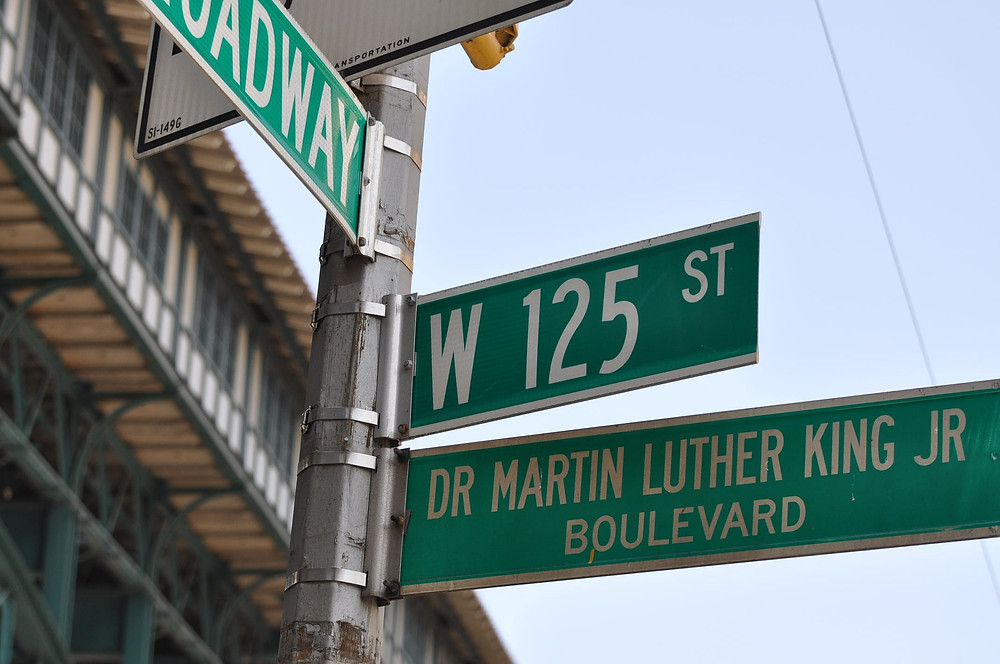 What do we Know About Crime on the streets named after Dr. Martin Luther King, Jr.?