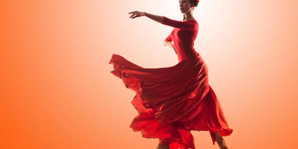 The Art of Flamenco Dinner Show (1)