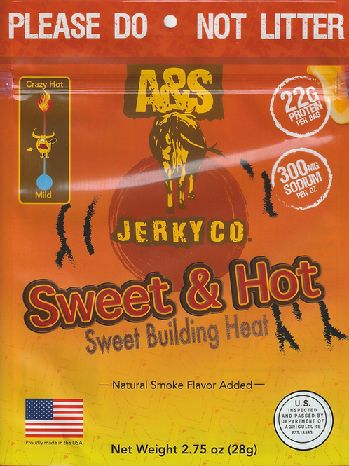 Sweet and Hot