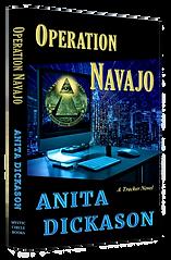 Operation Navajo by Anita Dickason