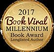 2017 Book Viral Award Medallion.png