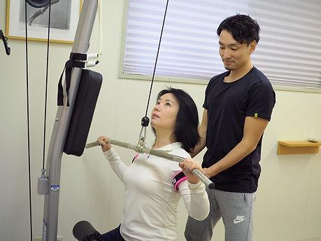 飯田橋のトレーニングサロン