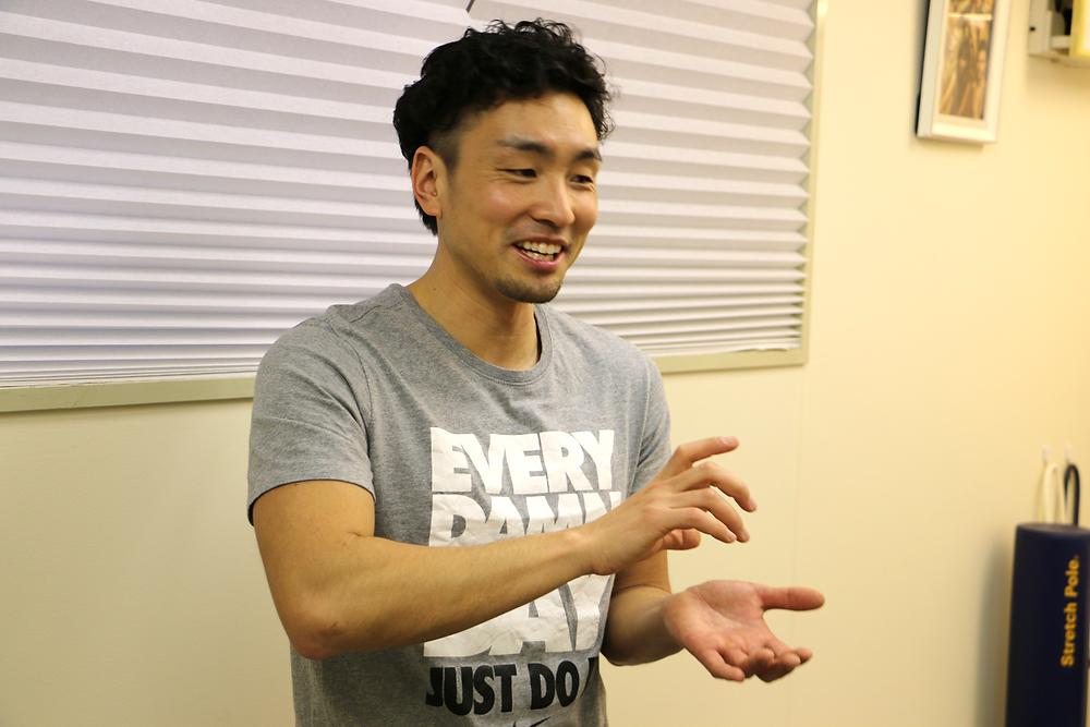 管理栄養士 山田 賢児