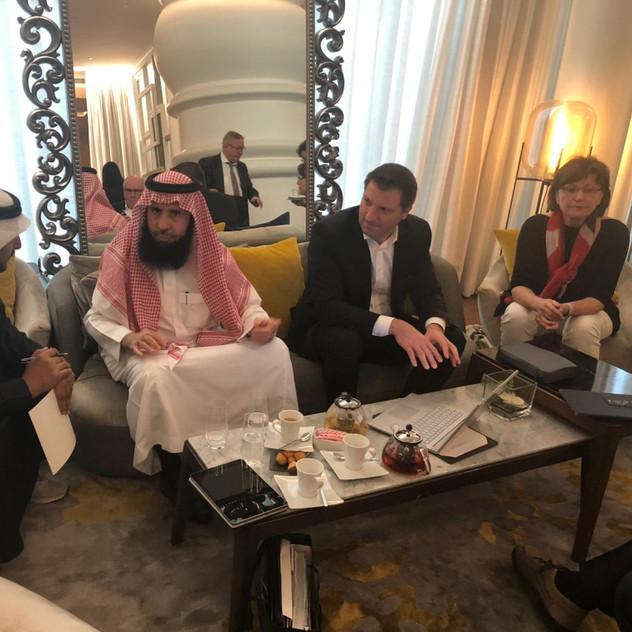 Munitec Saudi Arabien