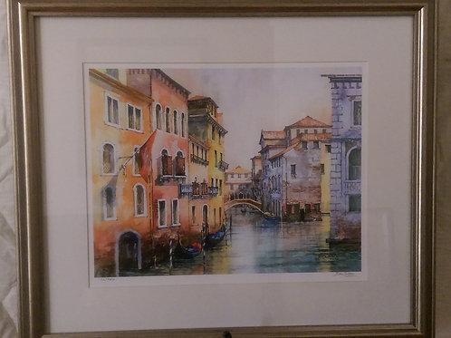 Evening Light Venice