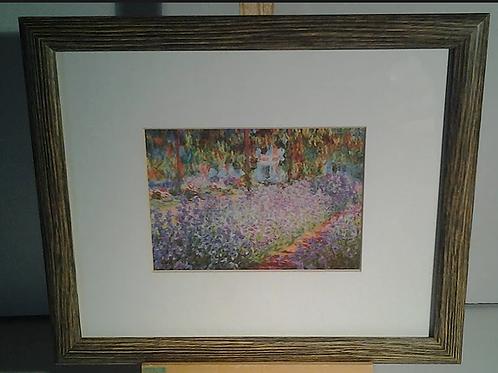 Le Jardin De Moneta Giverny