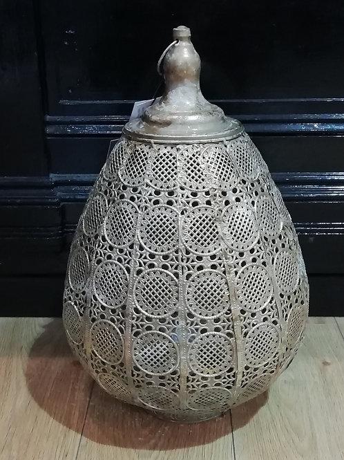 Antique Gold Moroccon Light