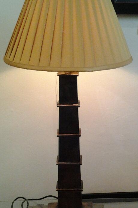 Tahoe Bronze Lamp