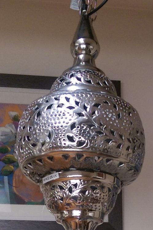 Embossed Moroccan Lantern