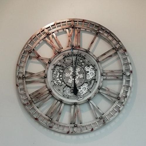 Full Skeleton Clock