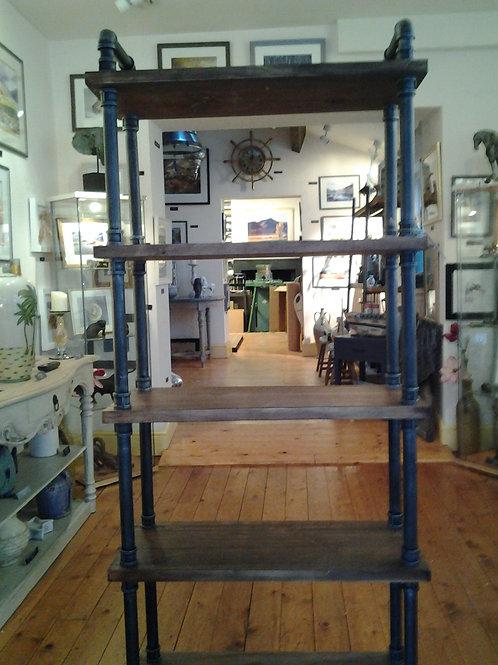 Pipe Shelves I