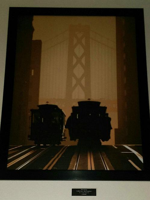 Cable Cars,San Francisco