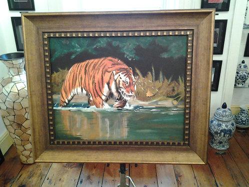 Praying Tiger