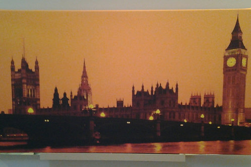 Parliment And River Thames