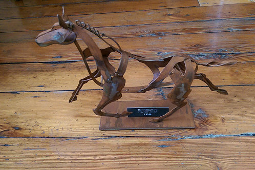 The Trotting Horse