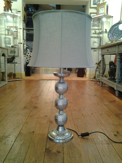 Antique Ball Table Lamp