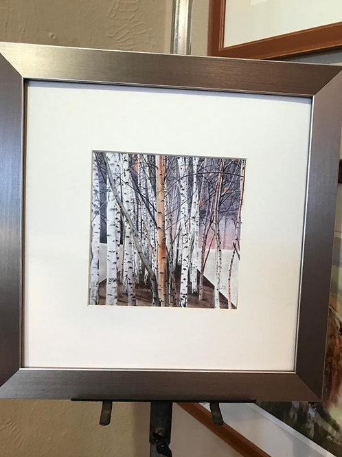 Tate Modern Birches