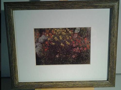 Durnen In Blumen 1875