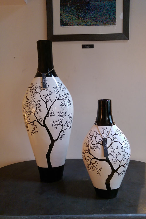 Branch Art Vase