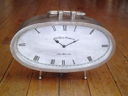 Namala Antique Oval Clock