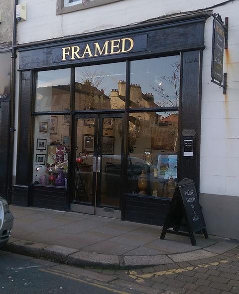 Framed Store Front