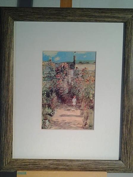 The Monet's Garden A Vethevil