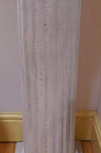 Small Fluted Column