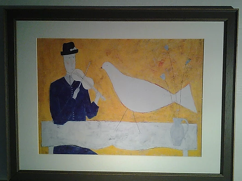 White Bird *SOLD*