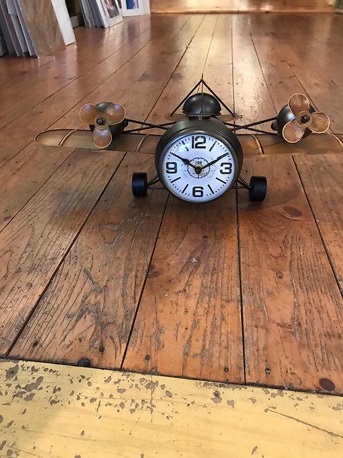 Aeroplane Table Clock II
