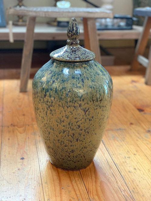 Speckled Jar