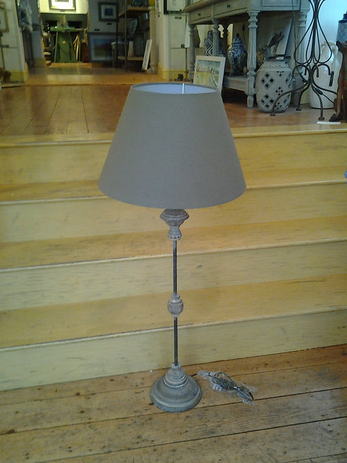Tall Stem Table Lamp