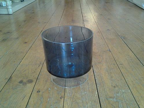 Blue Glass Hurricane