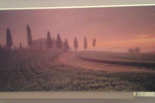 Tuscan Sunrise And Sunset