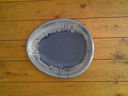 Platter-Blue Kiss